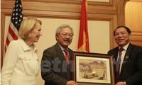 Localidades vietnamitas se promocionan en Estados Unidos