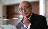 Francia llamó al diálogo para la crisis en el Golfo Pérsico