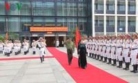 Ministerio de Seguridad Pública de Vietnam fomenta actividades de gratitud