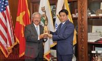 Fortalecen la cooperación entre Hanoi y localidades estadounidenses