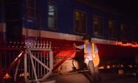 Guardianes de las barreras ferroviarias, quienes contribuyen a proteger la seguridad vial