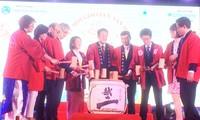 Inauguración del Festival de Intercambio Cultural Vietnam-Japón 2017