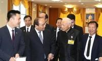 Dinámicas actividades del premier vietnamita en Tailandia