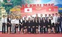 Celebran el segundo intercambio juvenil Vietnam-Japón en Binh Phuoc