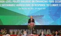 Las economías miembros de APEC abogan por garantizar la seguridad alimentaria