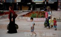 Las Fuerzas Democráticas Sirias anuncian la toma de Raqqa