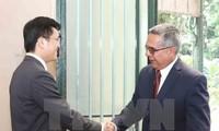 Vietnam y Cuba realizan la cuarta consulta política