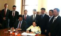 Vietnam aspira a fomentar lazos parlamentarios con Hungría