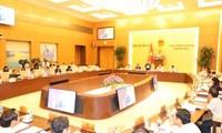 Queda inaugurada la 14 reunión del Comité Permanente del Parlamento de Vietnam