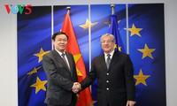 Vietnam y Bélgica acuerdan ampliar la cooperación bilateral