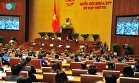 Inauguran el cuarto período de sesiones del Parlamento de Vietnam