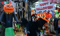 Hanói, en vísperas de Halloween