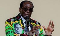 Destituyen a Mugabe como presidente del partido gobernante en Zimbabue
