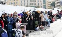 ONU en busca de fondos para ayudar a refugiados sirios