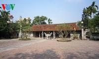 Pagoda Chuong preserva muestras preciosas de historia de Pho Hien