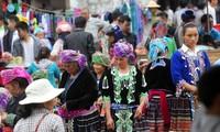 Mercado de Tam Duong, lugar de encuentro al pie de la cordillera de Hoang Lien Son