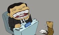 Lanzan concurso de caricaturas sobre la lucha anticorrupción en Vietnam