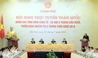 Vietnam determinado a lograr un crecimiento superior a 6% en resto de 2018