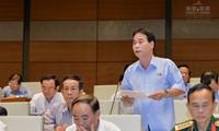Amendements du Code pénal débattu à l'Assemblée nationale