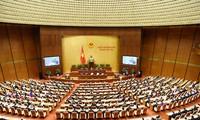 L'Assemblée nationale discute de la restructuration économique