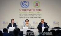 Les négociations climatiques de la COP 22 s'ouvrent à Marrakech