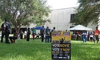 Présidentielle américaine: plus de 41 millions d'électeurs ont déjà voté