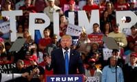 Les premiers résultats des élections américaines favorables à Donald Trump