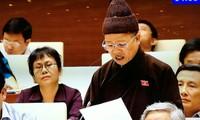 L'Assemblée nationale adoptera la loi sur les croyances et religions