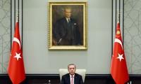 Le Parlement européen veut géler l'adhésion de la Turquie à l'UE