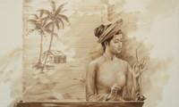 « Dan bau », le monocorde des Vietnamiens