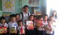 Des livres pour les zones rurales