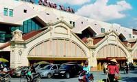Dông Xuân, le plus grand marché de la capitale