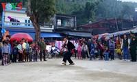 Le marché de Dào San