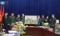 Lai Chau: les gardes-frontières aident au développement économique