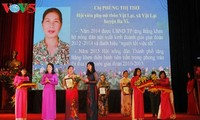 Phùng Thị Thơ- une femme d'affaires hors pair