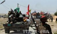 Mossoul : les forces irakiennes gagnent du terrain