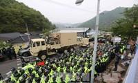 République de Corée: le système antimissile américain THAAD opérationnel