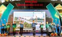De riches activités pour la Semaine touristique d'été 2017 à Mong Cai