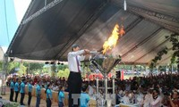 Plus de 5.000 ouvriers à la fête des travailleurs 2017 à Dông Nai