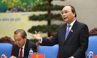 Le Premier ministre va dialoguer avec les chefs d'entreprise