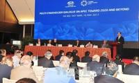 SOM 2 - APEC 2017: l'avenir de l'APEC en débat