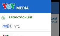 VOVMedia, nouvelle application smartphone