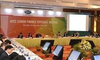 Clôture de la conférence des hauts officiels des finances de l'APEC (SFOM)