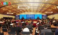 APEC 2017: dialogue sur l'édification d'une Asie-Pacifique cohérente et inclusive