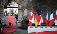 G7: un sommet sous tension