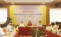 Mieux gérer les échanges monétaires dans le commerce frontalier Vietnam-Chine