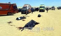 Le groupe État islamique revendique l'attaque contre les chrétiens en Égypte