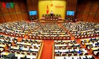 L'Assemblée nationale adopte une résolution sur le programme législatif de 2018