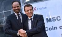 64% des Français satisfaits d'Emmanuel Macron et d'Edouard Philippe