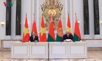 Porter la valeur du commerce Vietnam-Biélorussie à 500 millions de dollars